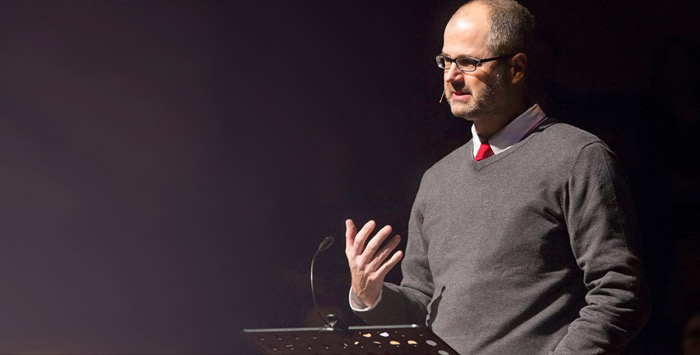 Jesus Outside the Lines: An Interview with Scott Sauls | Julie Roys