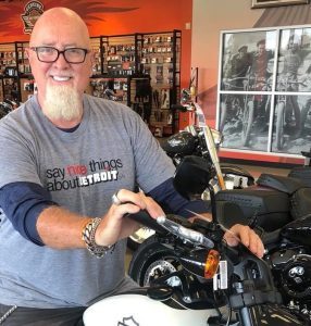 James MacDonald Harley Davidson