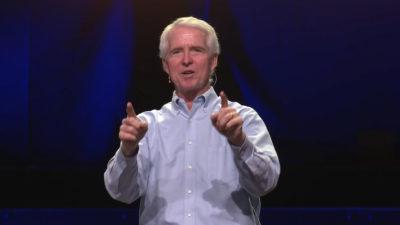 John Ortberg resigns