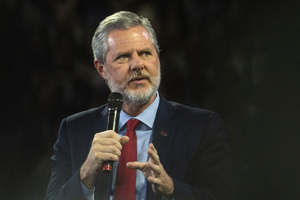 The Falwell Fiasco: Where was Liberty's Board?