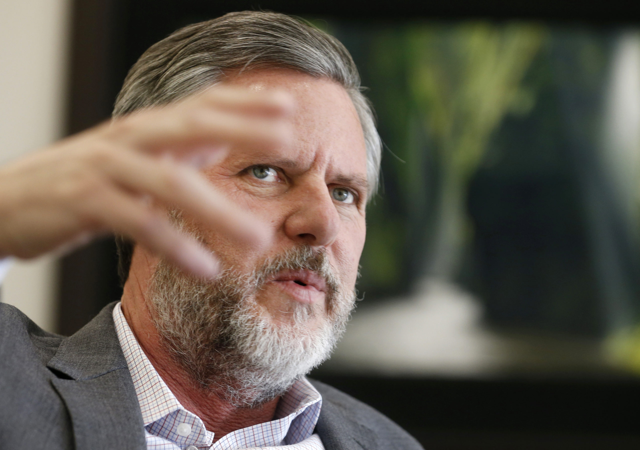 John Wesley Reid on Dear Christians: The World Sees Jerry Falwell Jr's Sin, Will They See Your Mercy?