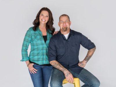 Brandon and Jen Hatmaker