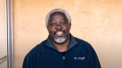 Pastor Roland Slade