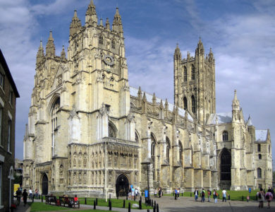 Canterbury Cathedral Church of England