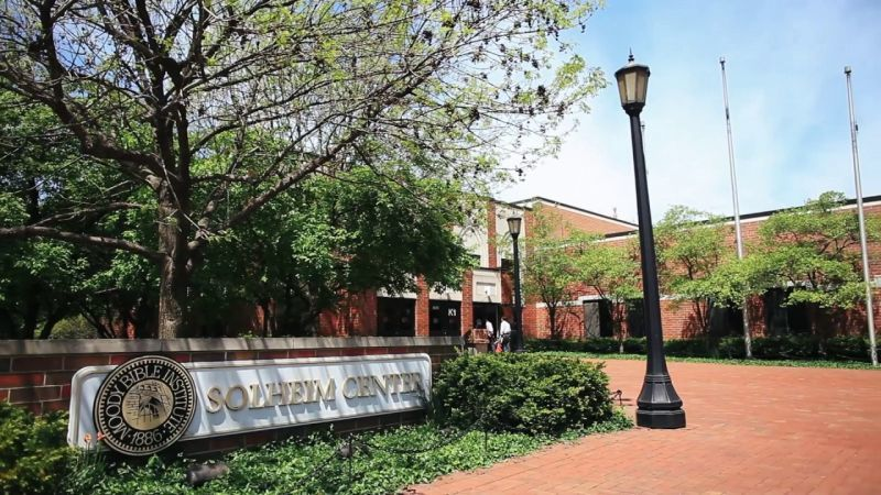 Moody Solheim Center