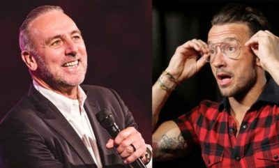 Brian Houston Carl Lentz