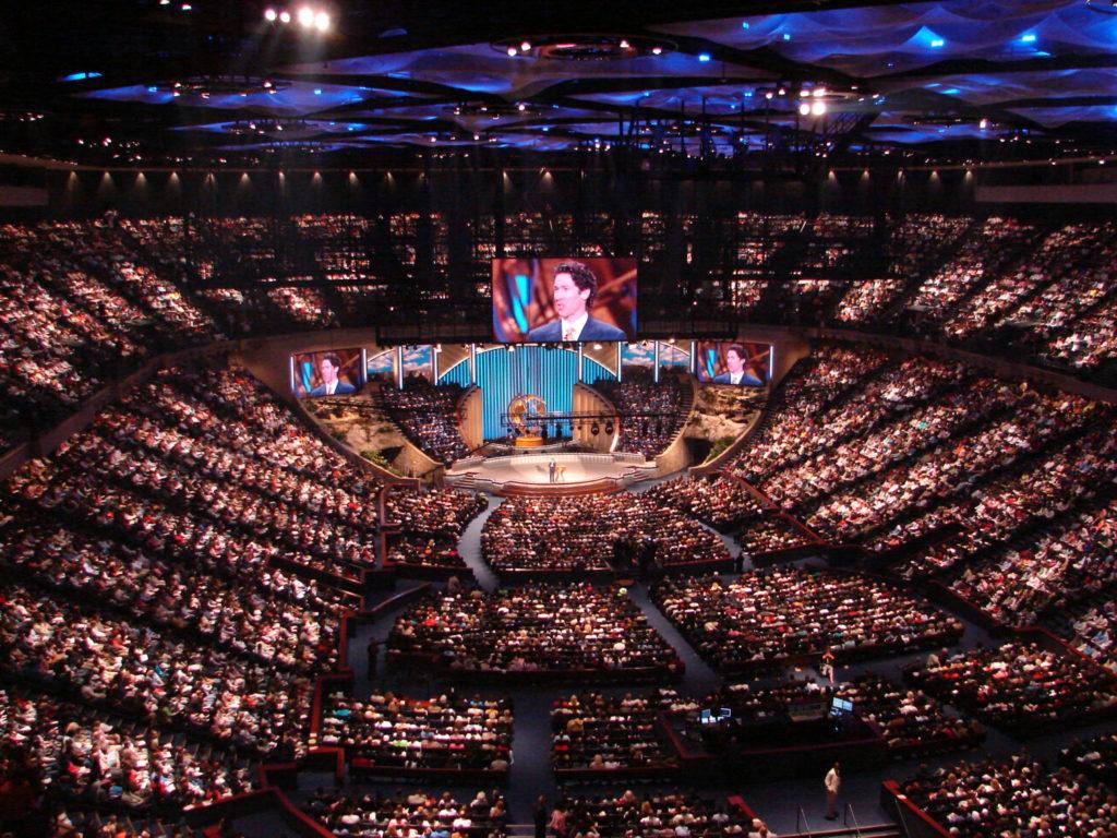 Joel Osteen Lakewood Church