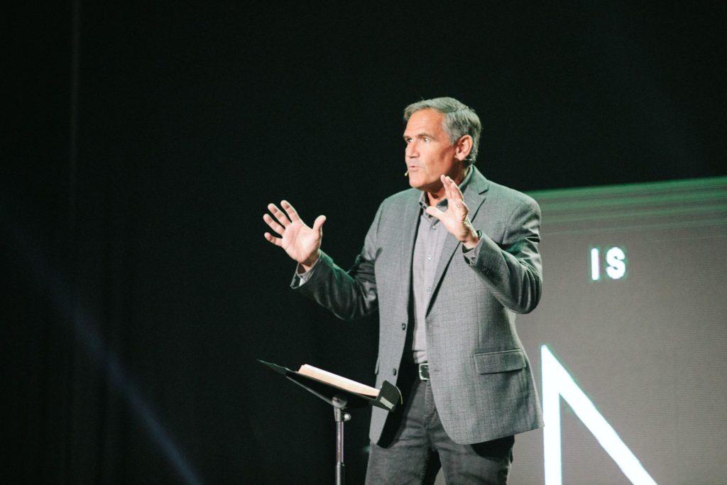 Pastor Joe Coffey