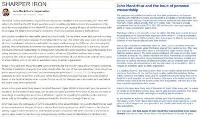 Johnson Statement