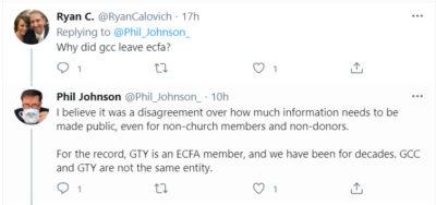 Johnson GCC ECFA