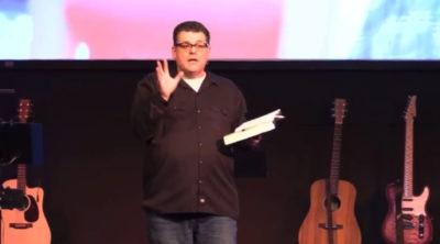 Pastor Stewart-Allen Clark