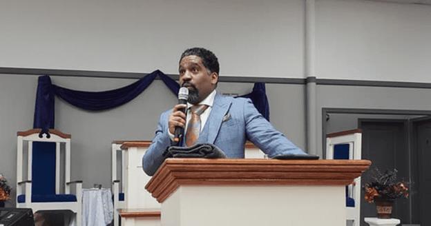 Pastor Rudolph Brooks