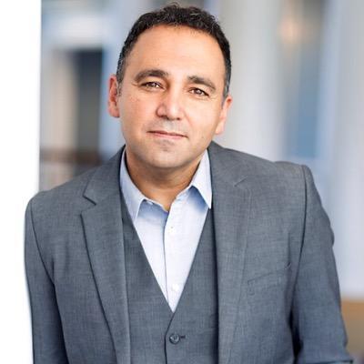 Former Liberty University VP of Spiritual Life David Nasser