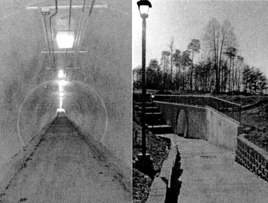 Liberty University Tunnel Gang Rape