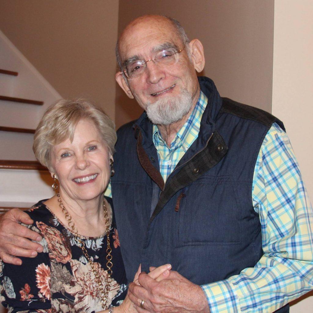 Ron and Carol Godwin