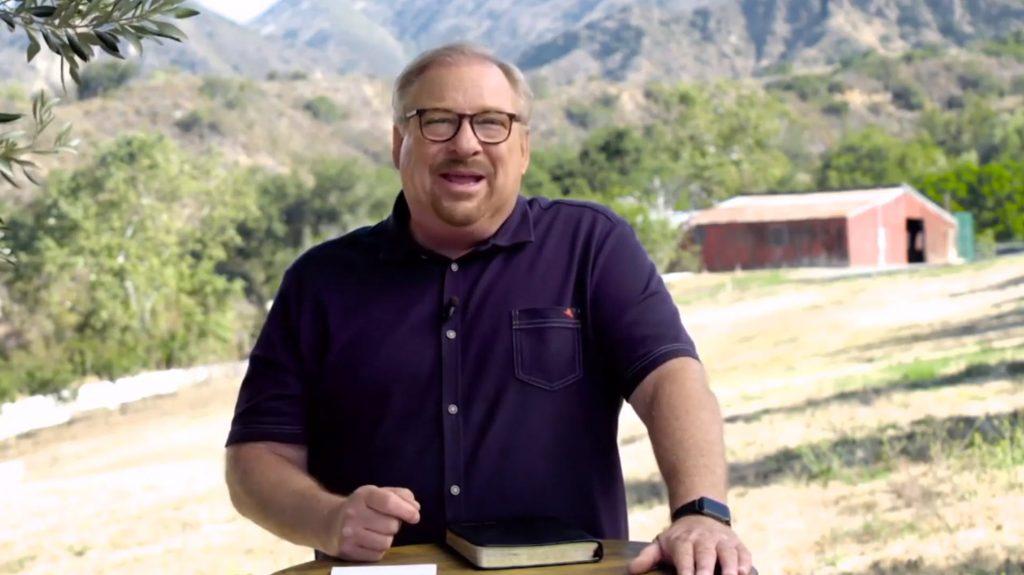 Rick Warren Saddleback