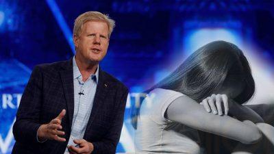 Jonathan Falwell Rape Victim Liberty University