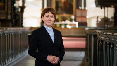 The Rev. Anne Burghardt