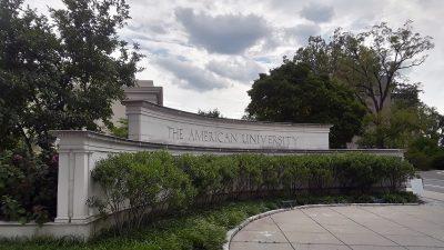 chaplain American University