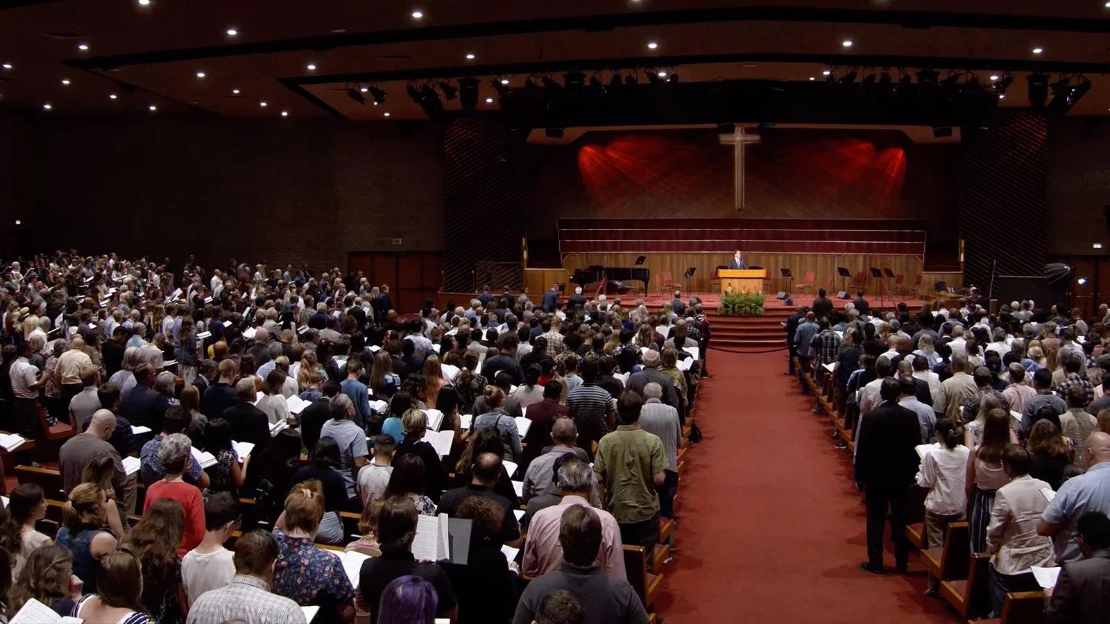 Grace Community Church GCC