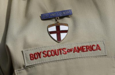 Boy Scouts BSA God Country
