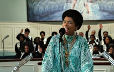 Jennifer Hudson - Aretha Franklin - Respect - church