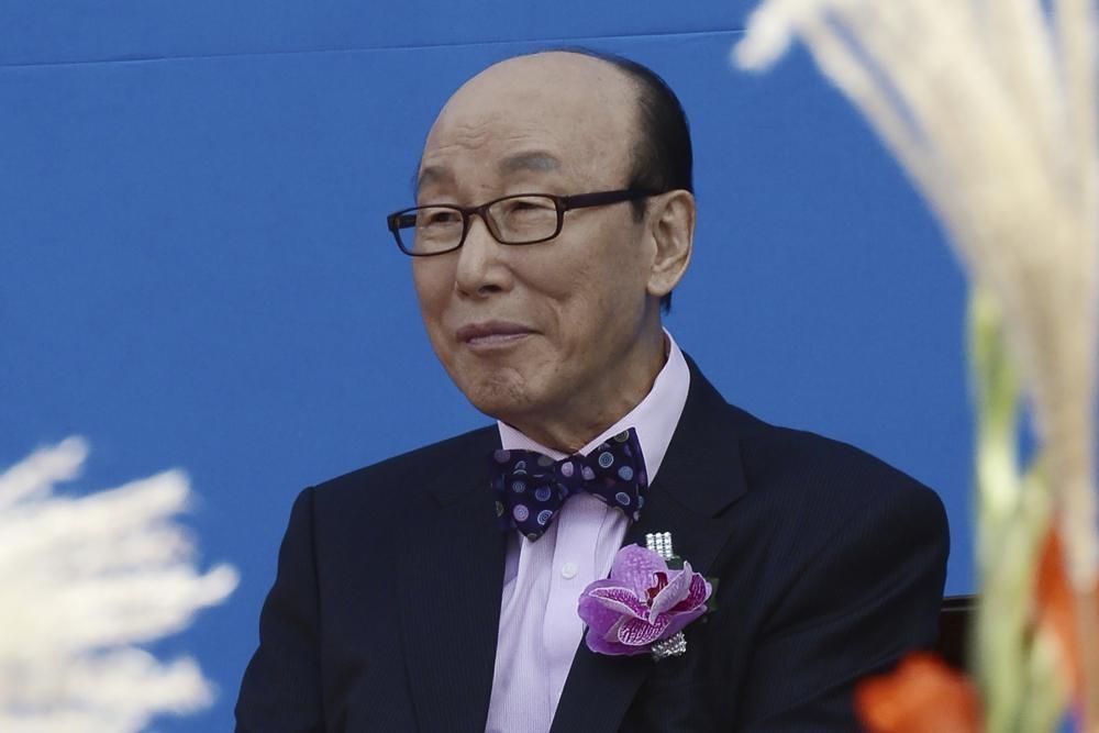 Rev Cho Yong-gi