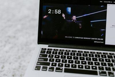 online services church webcast virtual worship