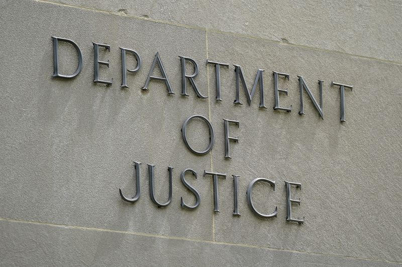 Department Justice indicted