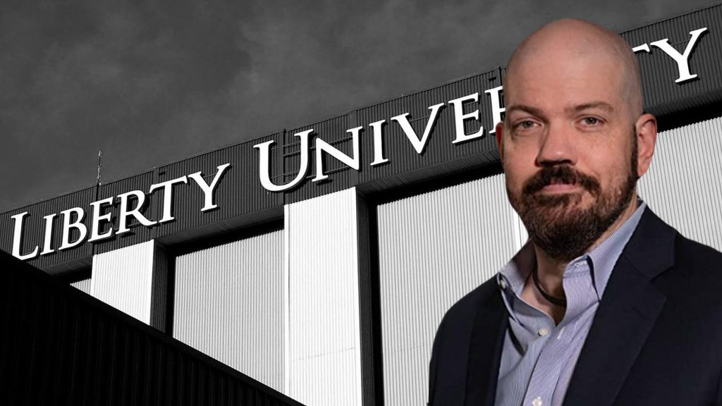 Scott Lamb Liberty University